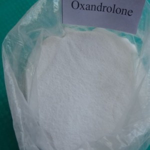 Oxandrolone Anavar White Raw Steroid Powders With 98% Assay , MF C21H32N2O